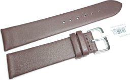 JVD Skórzany pasek do zegarka 20 mm JVD R14902-20 uniwersalny