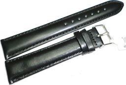 JVD Skórzany pasek do zegarka 20 mm JVD R17501-20P XL uniwersalny