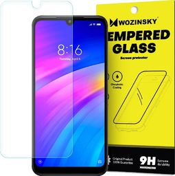 Wozinsky Wozinsky Tempered Glass szkło hartowane 9H Xiaomi Redmi Note 7 (opakowanie – koperta) uniwersalny