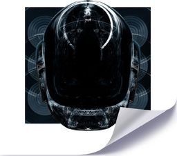 Feeby Plakat, Kask elektro 40x40