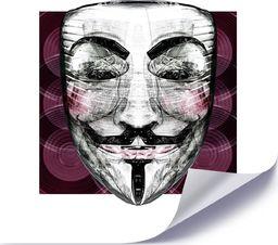Feeby Plakat, Anonymous maska 40x40