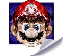 Feeby Plakat, Super Mario  40x40