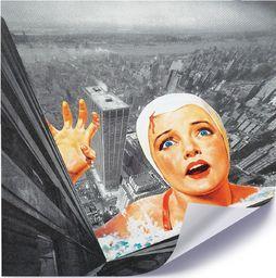 Feeby Plakat, Kobieta w czepku 40x40