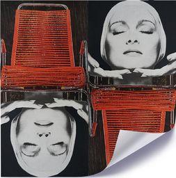 Feeby Plakat, Porcelanowa kobieta 40x40