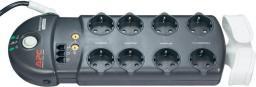 Listwa zasilająca APC Performance przeciwprzepięciowa 8 gniazd 2.4m czarny (PL8VT3-DE)