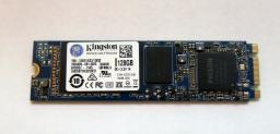 Dysk SSD Kingston Kingston 128GB M.2 2280 SATA3 (RBU-SN8154P3/128GJ) - demontaż