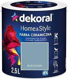 Dekoral Farba ceramiczna Dekoral Home&Style 2,5l BLUE CLOUDS