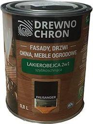 Drewno Chron Lakierobejca 2w1 Drewno Chron 0,8L kolor Palisander