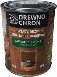 Drewno Chron Lakierobejca 2w1 Drewno Chron 0,8L kolor Tik
