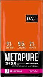 QNT Białko QNT Metapure Zero Carb Red candy - 30 g Uniwersalny