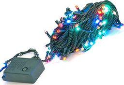 Lampki choinkowe TeamVeovision Lampki choinkowe 100LED 10m RGB E10B2 kolorowe
