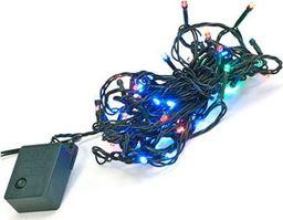 Lampki choinkowe TeamVeovision Lampki choinkowe 50LED 5m RGB E10A2