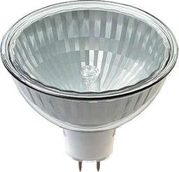 Emos Żarówka halogen 12V Eco MR16 16W GU5,3 ciepła