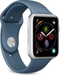 Puro PURO ICON Apple Watch Band Elastyczny pasek sportowy do Apple Watch 42 / 44 mm (S/M & M/L) (Avio)
