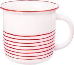 Orion Kubek porcelanowy z uchem 0,4L do kawy herbaty uniwersalny