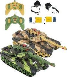 Zestaw Czołgów RC War Tank 9993 2.4GHz Uniwersalny