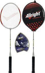 Allright Rakieta badminton Allright Technology czerwona Uniwersalny