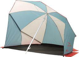 Easy Camp Parasol parawan plażowy Easy Camp Coast szaro-niebieski Uniwersalny