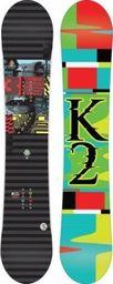 K2 Deska snowboardowa K2 LifeLike flatline 157 Uniwersalny