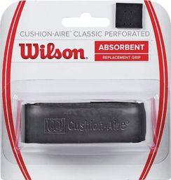 Wilson Owijka Wilson Cushion Aire Classic Perforated czarna 4210 1 sztuka Uniwersalny
