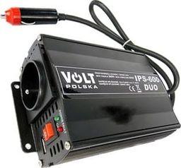 Przetwornica Volt Polska Przetwornica napięcia Volt IPS-600 DUO 12/24/230V 600W