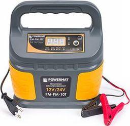 Powermat Prostownik mikroprocesorowy akumulatorowy 12/24V PM-PM-10T