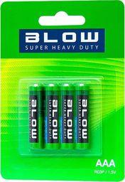 Blow Bateria Super Heavy Duty AAA / R03 4szt.