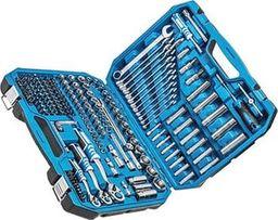 HOGERT TECHNIK zestaw narzędzi 222 elementy (HT1R444)