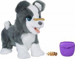 Hasbro Interaktywny pies FurReal Ricky szary (E0384)