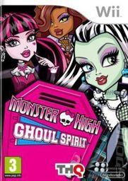 Gra na konsolę Wii Monster High Ghoul Spirit uniwersalny Wii U