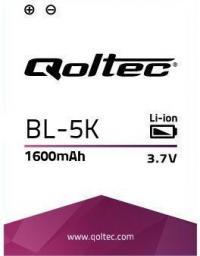 Bateria Qoltec Nokia BL-5K 1600mAh (7861.BL-5K)