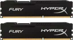 Pamięć HyperX Fury, DDR3, 16 GB, 1600MHz, CL10 (HX316C10FBK2/16)