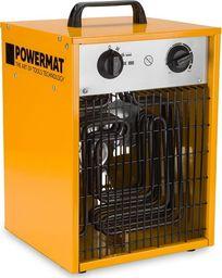 Powermat Nagrzewnica elektryczna 6kW 400V PM-NAG-6E