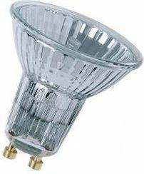 Osram HALOGEN HALOPAR 64824 FL reflektor aluminiowy / 50W / GU10 / Biały Ciepły (4050300580111)