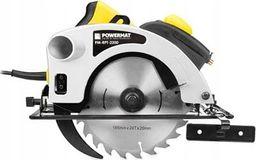 Powermat Ręczna pilarka tarczowa Powermat PM-RPT-2200 laser