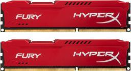 Pamięć HyperX HyperX, DDR3, 8 GB, 1600MHz, CL10 (HX316C10FRK2/8)