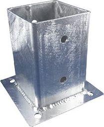 Ramstal Podstawa słupa przykręcana 100x100mm gr. 3mm Solidna