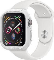 Spigen Spigen Rugged Armor Apple Watch 4/5 (40MM) White uniwersalny