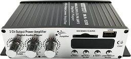 Wzmacniacz samochodowy Voice Kraft Voice Kraft MA-120L Wzmacniacz samochodowy