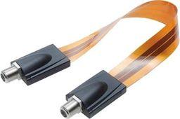 Opticum Ultracienka przejściówka okienna na kabel antenowy