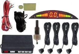 Import Czujniki parkowania z wyświetlaczem LED CPX-4L