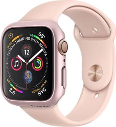 Spigen Spigen Thin Fit Apple Watch 4/5 (40MM) Rose Gold uniwersalny