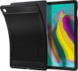 Etui do tabletu Spigen Spigen Rugged Armor Galaxy Tab S5e 10.5 2019 T720/T725 Matte Black uniwersalny