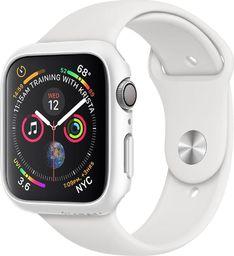 Spigen Spigen Thin Fit Apple Watch 4/5 (44MM) White uniwersalny