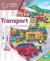 Albi Albik Czytaj z Albikiem - Książka Transport uniwersalny