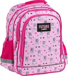 Derform DERFORM Future Plecak 15B dla Dzieci Buldogi uniwersalny
