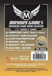 Mayday Mayday Koszulki 50x75 Cywilizacja Poprzez Wieki 50 szt. uniwersalny