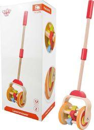 Tooky Toy Tooky Toy Pchacz Drewniany dla Dzieci Kosiarka uniwersalny