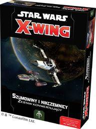 Rebel Star Wars: X-Wing Zestaw Konwertujący Szumowiny i Nikczemnicy uniwersalny