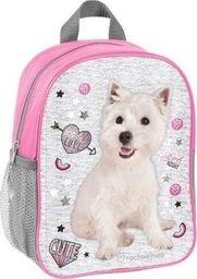Paso PASO Plecak Rachel Hale RHT-303 Biały Terrier uniwersalny